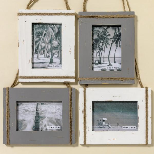 Bilderrahmen Lovro 4sort, Tannenholz, Größe 10x15 cm
